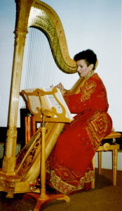 Concert at the American Hungarian Museum, Passaic, NJ, 1992
