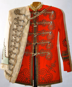 Man's Gala Attire, Donated by Dr. M. Lippóczy, Collection of AHM